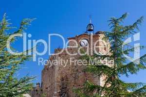 Spanish fortress