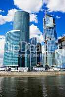 high business skyscraper
