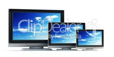 set of Plasma TV