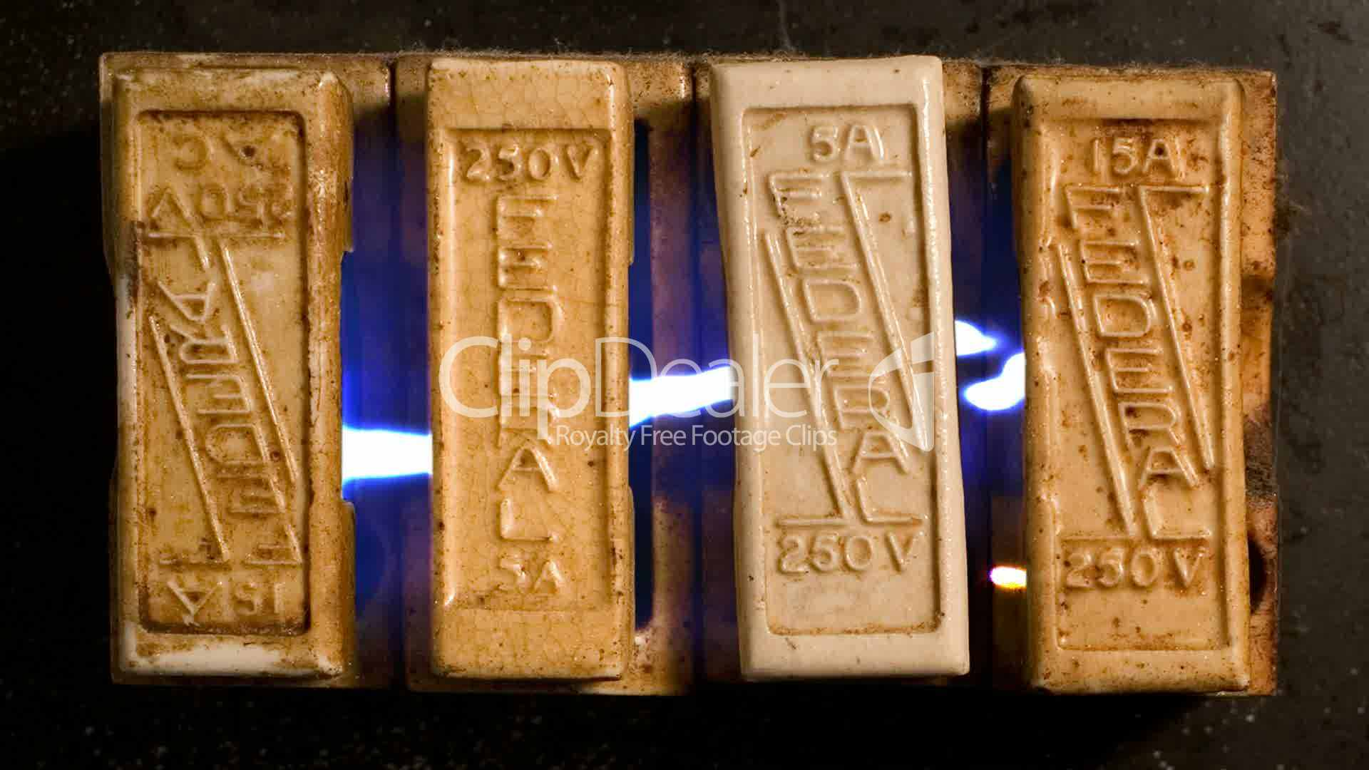 a old style fuse box with sparks royalty free video and stock footage rh us clipdealer com are old style fuse boxes still legal old style fuse box colours