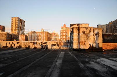 Über den Dächern von New York