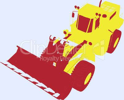 Vector heavy utility vehicle