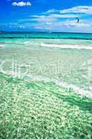 Tyrrhenian Sea Beach