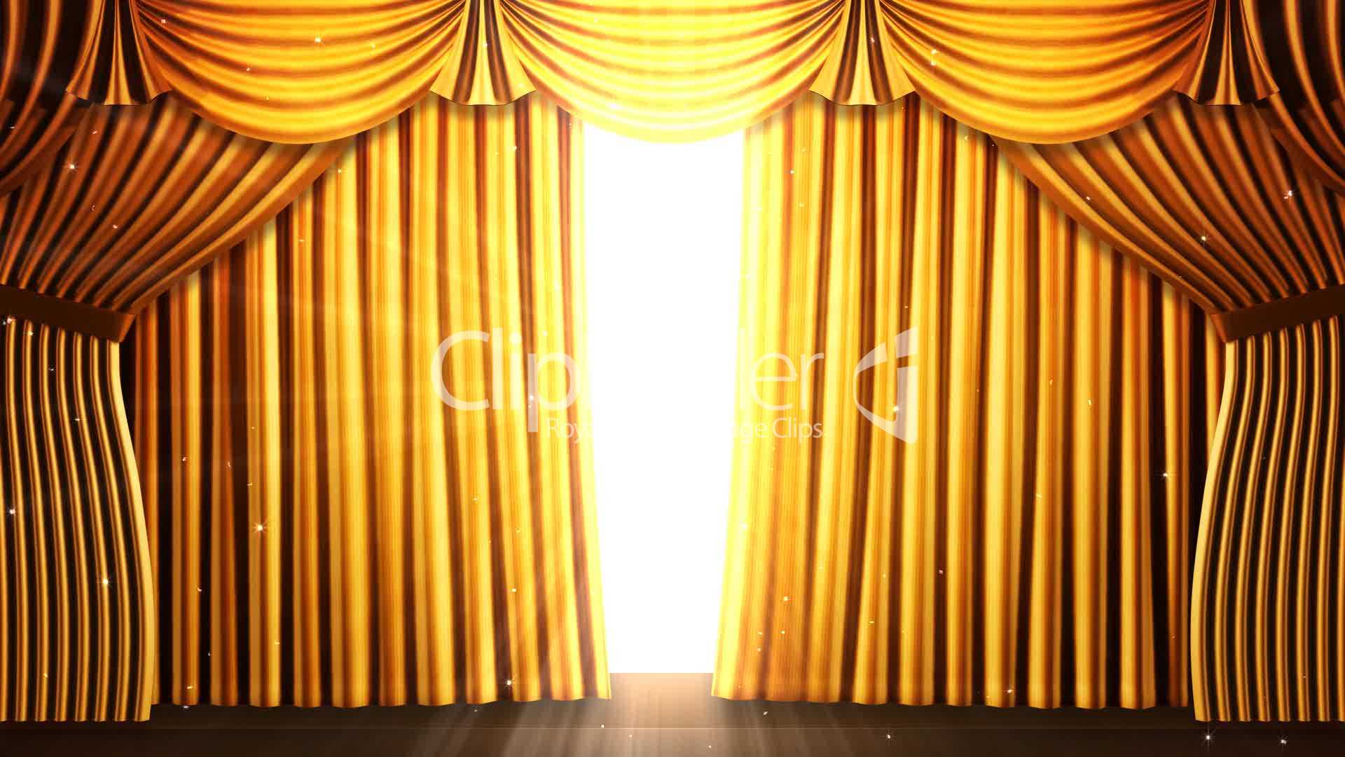 stage curtain 2 fg2  royalty