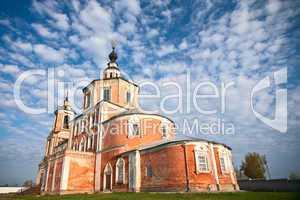 Voskresensky monastery