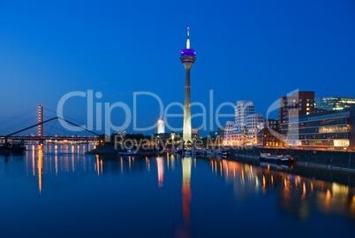 Düsseldorfer Skyline