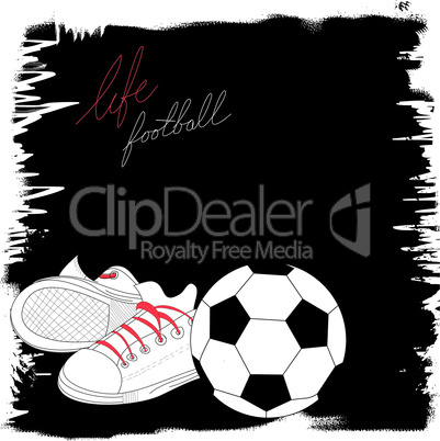 Life with football