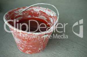 Bricklayer Bucket