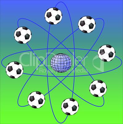 atomic football