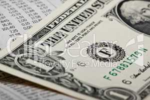 U.S. Dollar und Aktienkurse