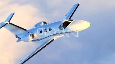 Privatflugzeug