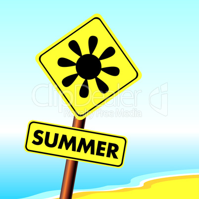 summer simbol