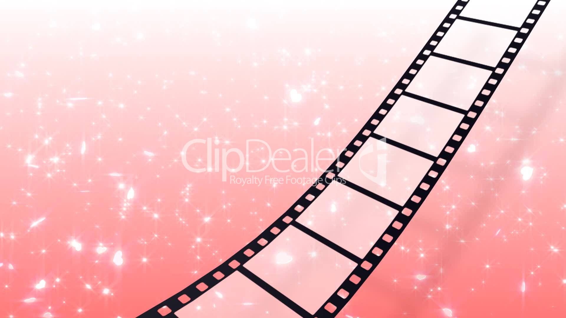 Film strip b03b royalty free video and stock footage frame strip reel cinema leader camera film jeuxipadfo Image collections