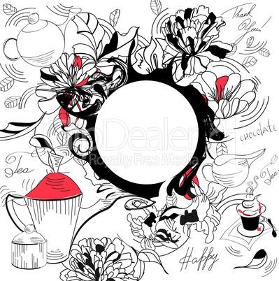 Doodle background