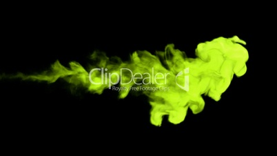 Lettuce green smoke spray + Alpha