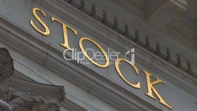 Wall Street Stock Market New York