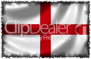Nationalfahne von England