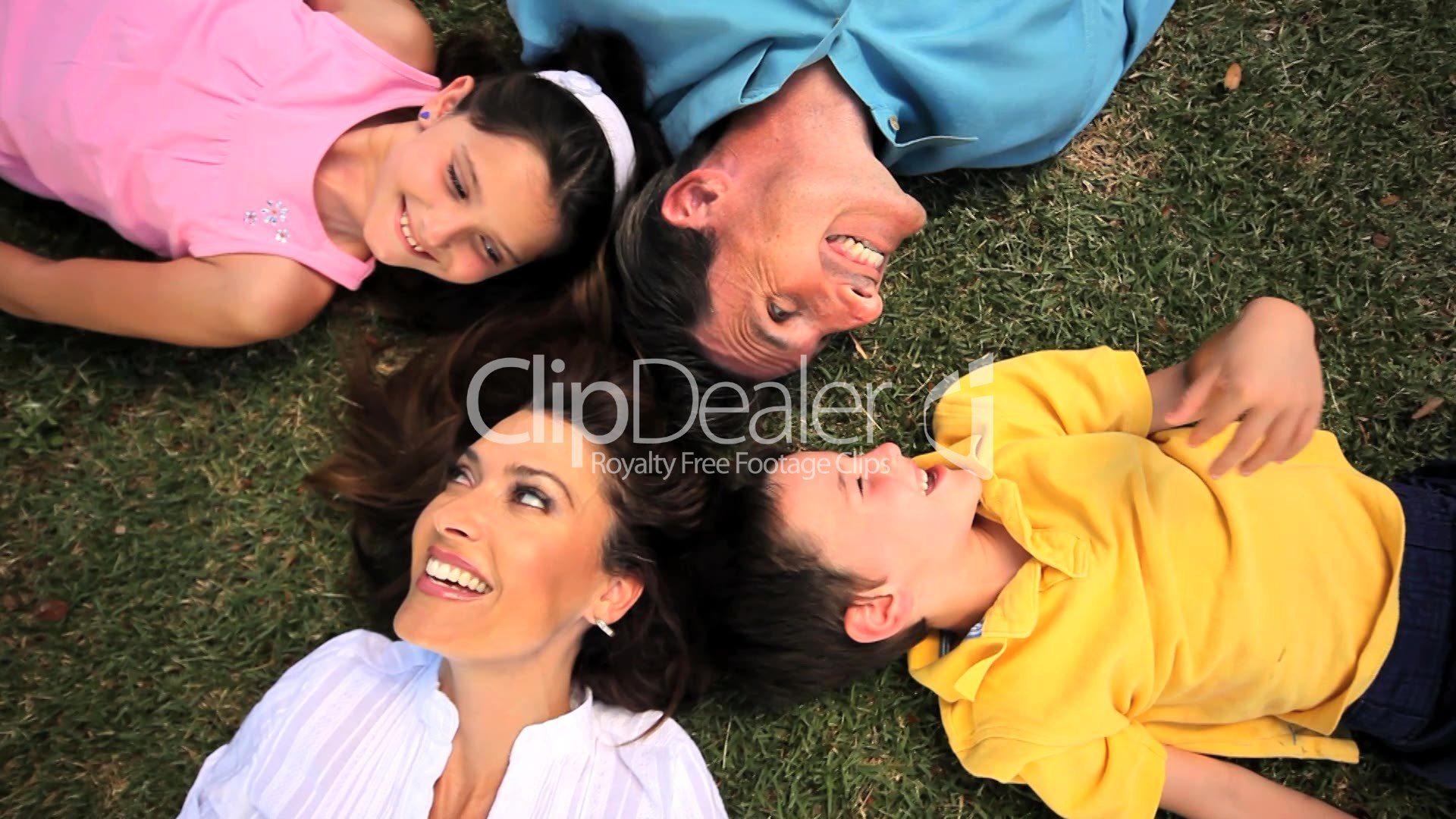Moderne Familie Royalty Free Video And Stock Footage