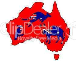 Australische Tiere