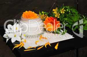 Naturheilkunde Pflanzen Ringelblumen