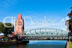 Lübecker Turm am Hafen