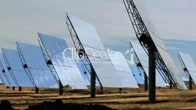Photovoltaik Kraftwerk