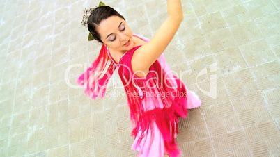 Flamenco-Tänzerin