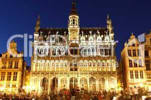 Maison du Roi in Brüssel