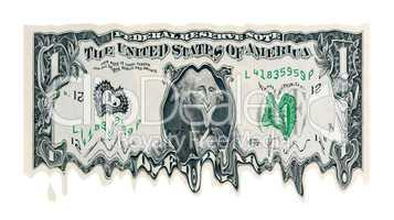 Melting Dollar