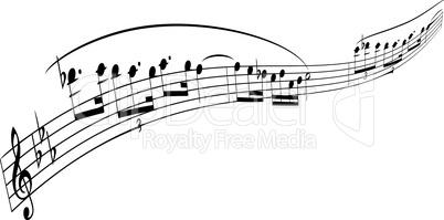 swinging music