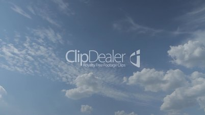 Sky / Cloud Timelapse 05 version 2