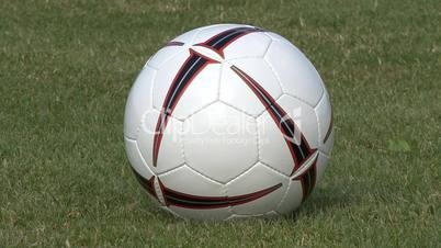 Fußball Abstoß 01
