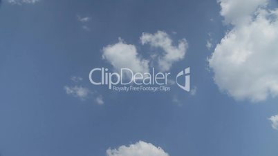 Sky / Cloud Timelapse 05 version 3