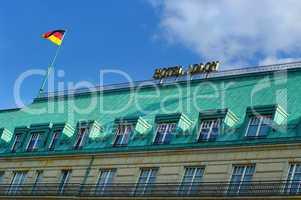 Unter den Linden Hotel Adlon Berlin