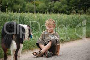 Kinder brauchen Tiere