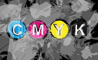 CMYK Abstrakt 02