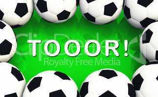 Fussball Tooor!