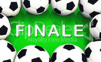 Fussball - Finale