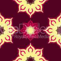 OM Prayer Mandala Textur