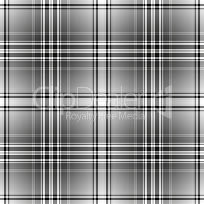 Black And White Seamless Checkered Pattern