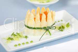 Spargel-Chartreuse
