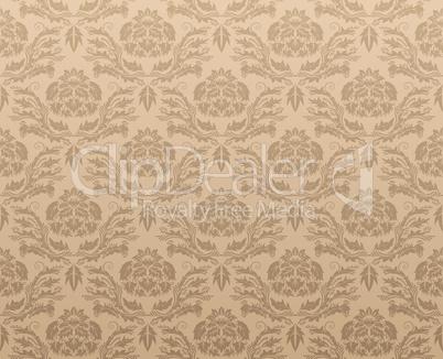 seamless damask background
