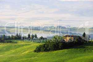 Toskana Huegel  - Tuscany hills 07