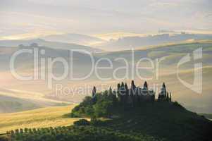 Toskana Huegel  - Tuscany hills 03