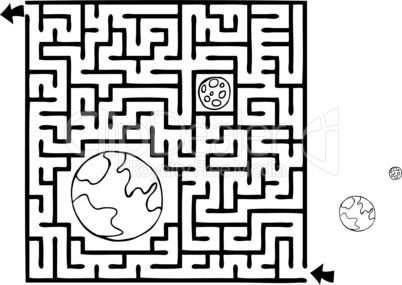 Space Maze IV