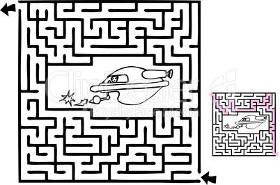 Space Maze II