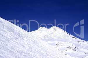 Caucasus Mountains. Elbrus
