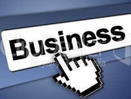 business internet concept