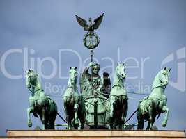 Quadriga in Berlin