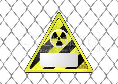 Atomenergie - Achtung
